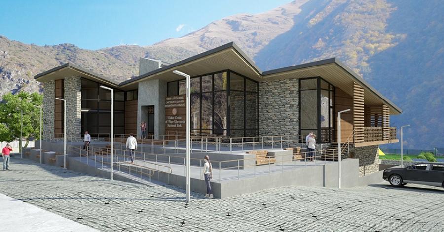 ფშავ-ხევსურეთის ეროვნული პარკის ვიზიტორთა ცენტრი შატილში აშენდება