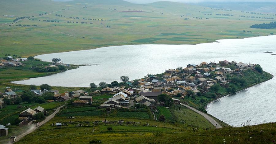 ტაბაწყური - სოფელი, სადაც კორონაპანდემიას ერთი ექთანი მართავს
